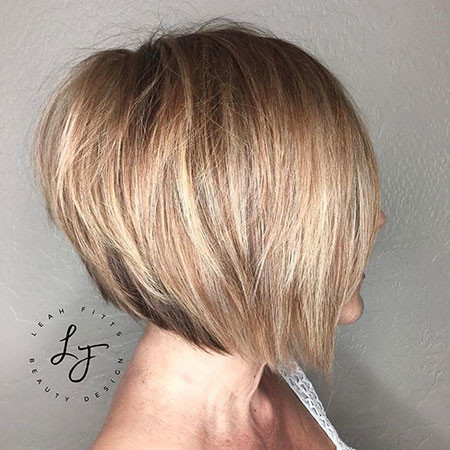 Blonde-for-Summer New Bob Hairstyles 2019