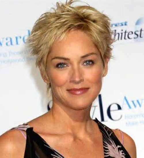 Chic-Short-Hair-Styles-for-Women-Over-50 Short Hair Styles For Women Over 50