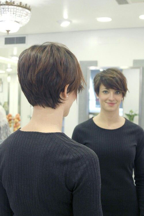 Cute-Pixie-3 Haircut Styles for Short Hair
