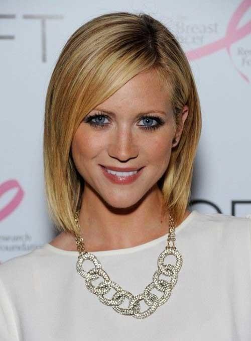 Cute-Short-to-Medium-Hair Cute Medium Short Haircuts