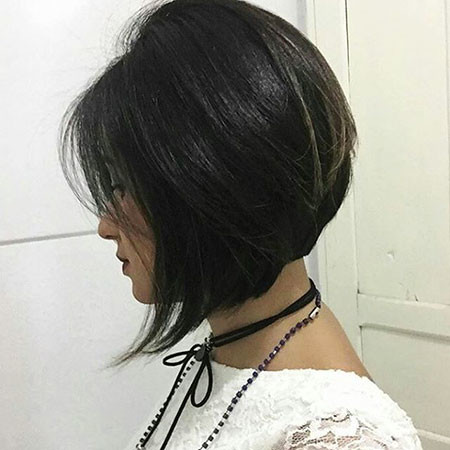 Dark-Bob-2019 New Bob Hairstyles 2019