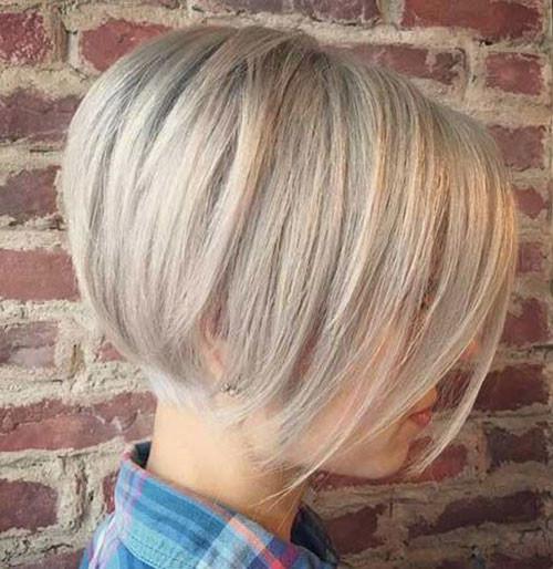 Fine-Bob-Hair Haircut Styles for Short Hair