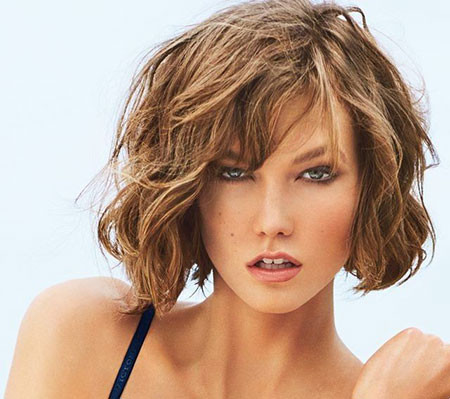 Hot-Trendy-Short-Hair-1 Best Hot Short Haircuts