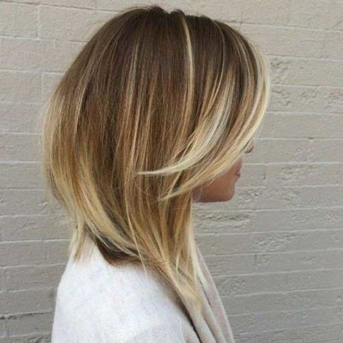 Layered-Bob Must-See Straight Hairstyles for Short Hair