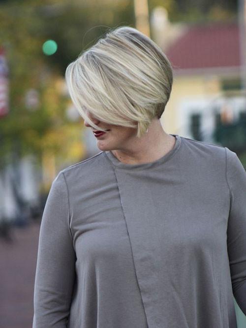 Modern-Bob-1 Haircut Styles for Short Hair