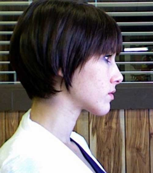 Pixie-Cut-1 Must-See Straight Hairstyles for Short Hair