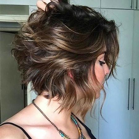 Pretty-Short-Bob New Bob Hairstyles 2019