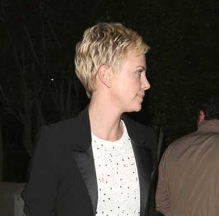 Short-Beautiful-Natural-Hair Beautiful Short Celebrity Hairstyles