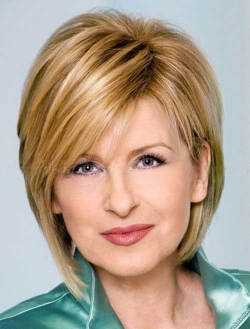 Short-Nice-Haircut-For-Over-50 Short Haircuts For Over 50