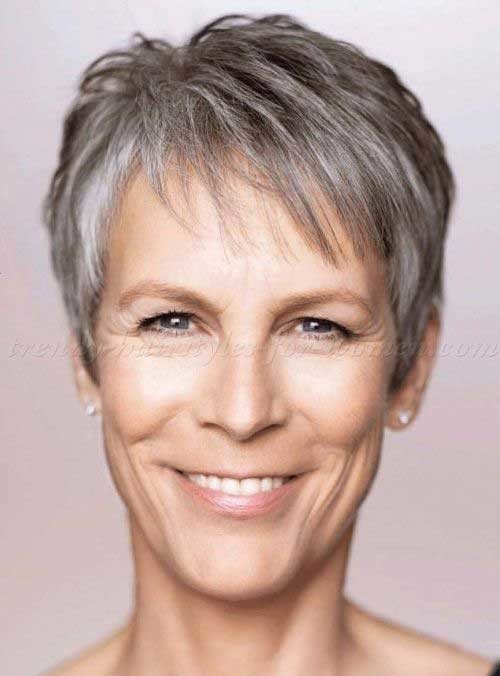 Short-Pixie-Hair-for-Women-Over-50 Short Hair Styles For Women Over 50