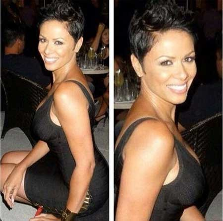 Short-Pixie-Haircut-with-Inverted-Spiky-Top Short Pixie Cuts for Women