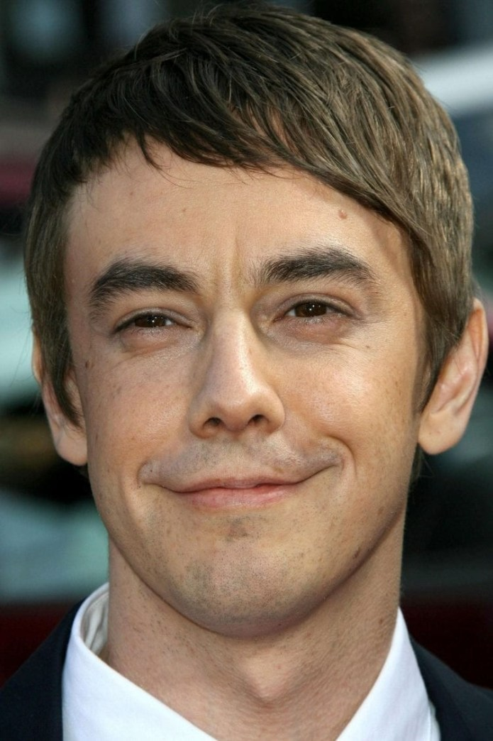 Side-Swept-Fringe Selected Hairstyles for Men With Big Foreheads