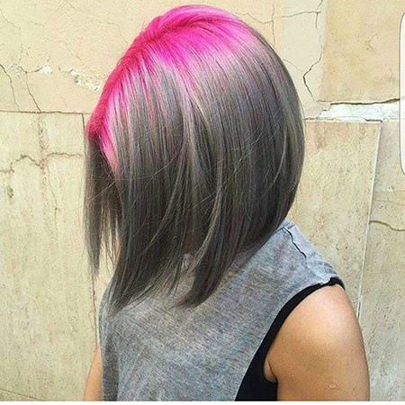 Two-Tone New Bob Hairstyles 2019