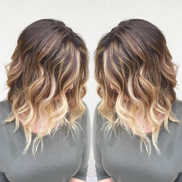 18-short-wavy-hair New Short Wavy Hair Ideas in 2019