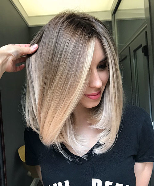 23-ombre-short-hair-brown-to-blonde Beautiful Brown to Blonde Ombre Short Hair