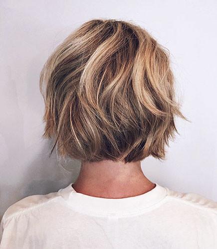 24-bob-haircut Latest Bob Haircut Ideas for 2019