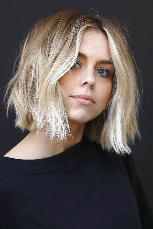26-short-brown-hair-with-blonde-highlights Beautiful Brown to Blonde Ombre Short Hair