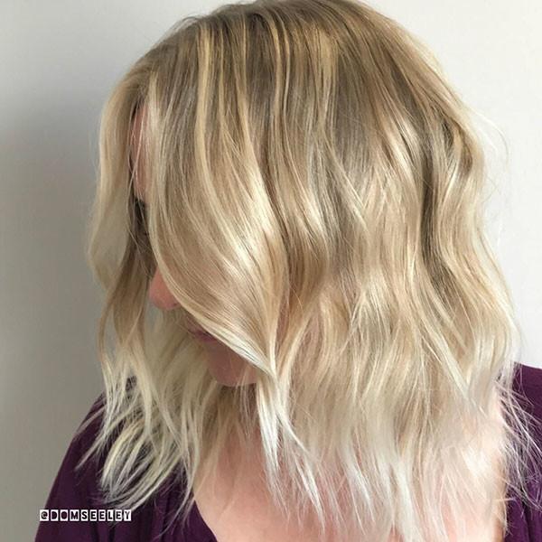 30-short-wavy-blonde-hair New Short Wavy Hair Ideas in 2019