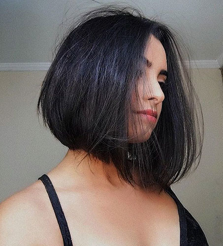 37-messy-bob-hairstyles Latest Bob Haircut Ideas for 2019