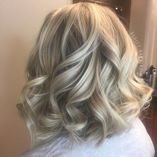 39-short-haircut.com-ash-blonde-highlights-short-hair New Ash Blonde Short Hair Ideas