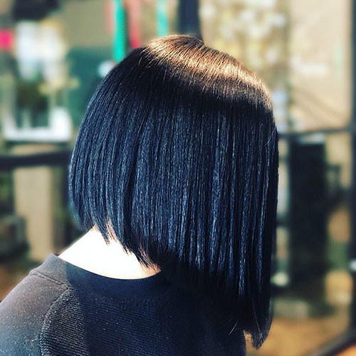 64-straight-bob-haircut Latest Bob Haircut Ideas for 2019