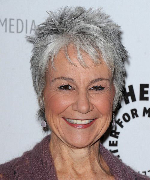 Andrea-Romano Best Short Haircuts for Women Over 50