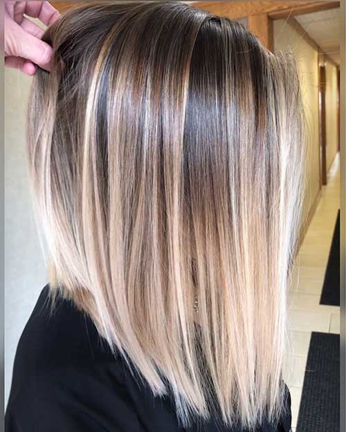 Balayage-Short-Hair-3 Best Hairstyle Ideas for Short Hair