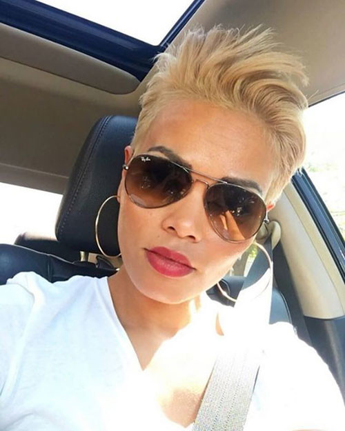 Cool-Hairstyle Best Pixie Cuts for Blonde Hair