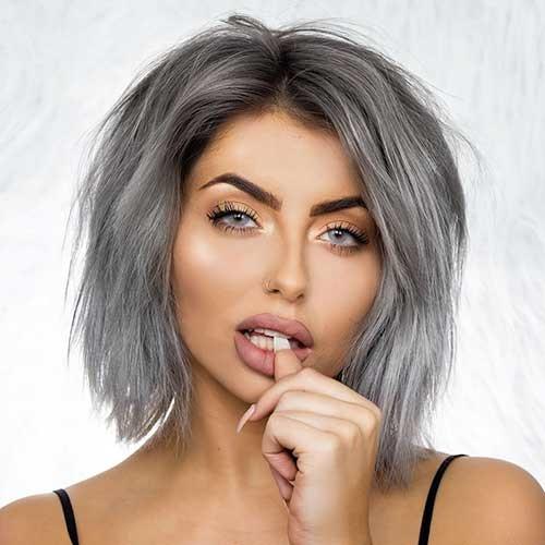 Cute-Hair-Color-1 Best Hairstyle Ideas for Short Hair