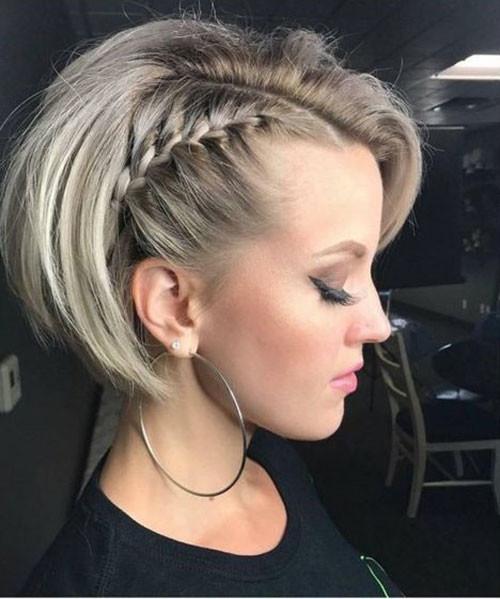 Cute-Short-Updo Cute Short Haircuts and Styles Women