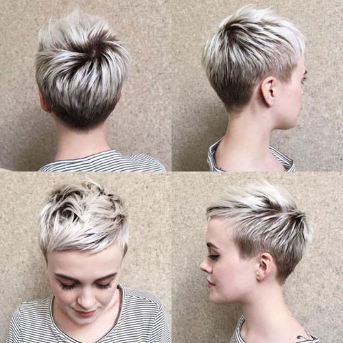 Cute-Style Short Pixie Haircuts for Pretty Look