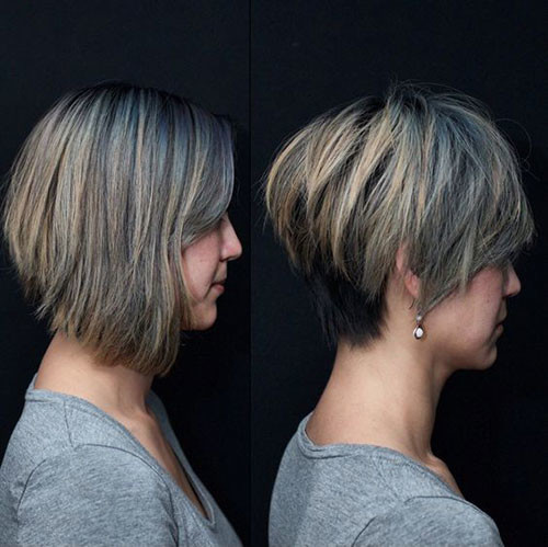 Dark-Blonde-Pixie-styles Trendy Hair Colors for Short Hair for Ladies
