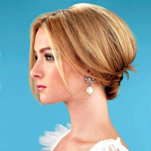 Elegant-wedding-hairstyles-2019 Short Wedding Hair Ideas