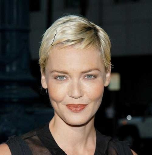 Extremely-Short-Layered-Thin-Hair Womens Short Hairstyles for Thin Hair