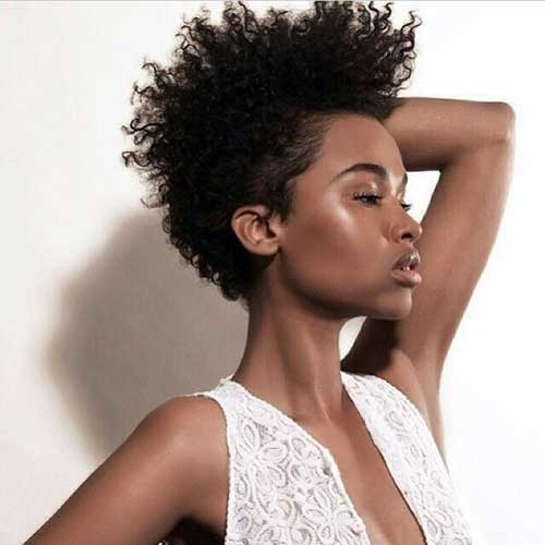 Latest-Curly-Short-Hairstyles-1 Latest Curly Short Hairstyles 2019