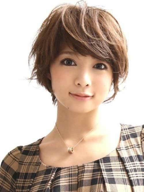 Long-Pixie-Cut-for-Japanese-Girls Long Pixie Haircuts