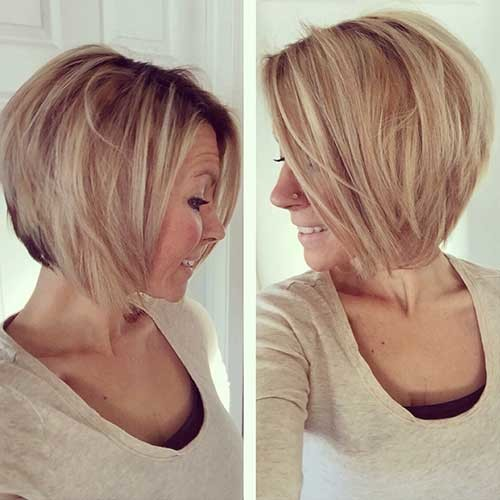 Nice-Short-Bob Short Bob Hairstyles for Women