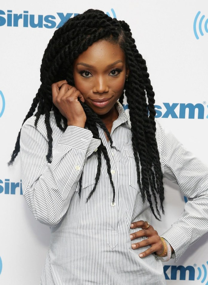 Senegalese-Twists Easy Natural Hairstyles for Black Women
