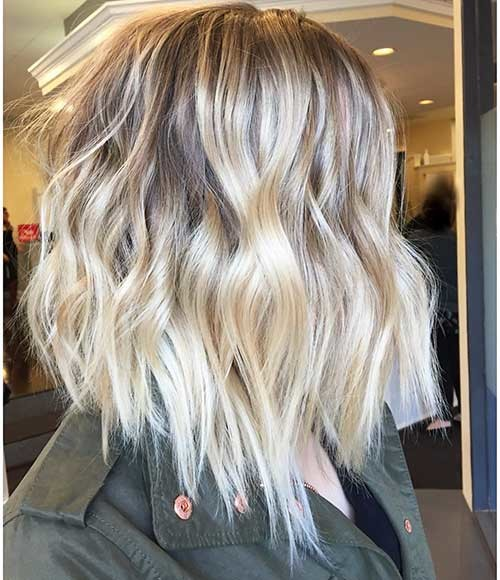 Short-Blonde-Hairstyle Striking Short Hair Ideas for Blondies