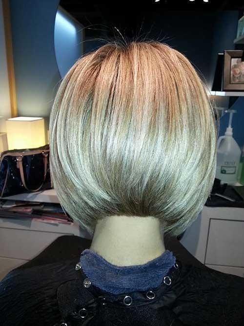 Short-Bob-Back-View Short Bob Hairstyles for Women