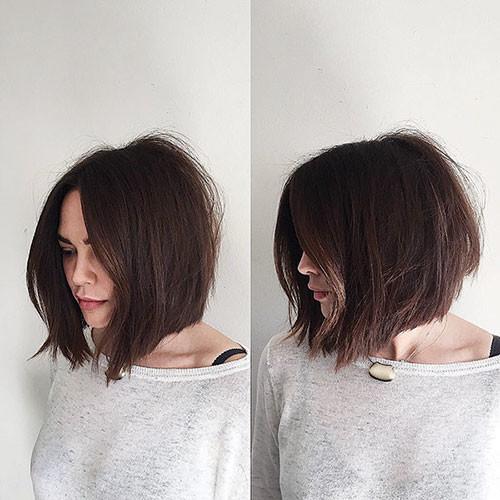 Short-Bob-Hairstyles Latest Bob Haircut Ideas for 2019