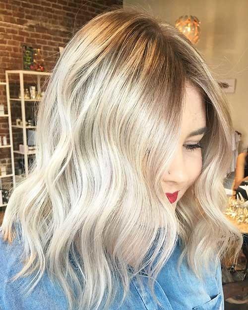 Short-Hair Striking Short Hair Ideas for Blondies