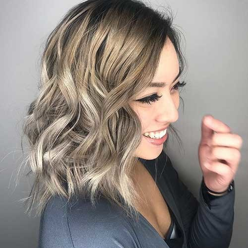Short-Hairstyle-for-Thick-Hair-1 Best Hairstyle Ideas for Short Hair
