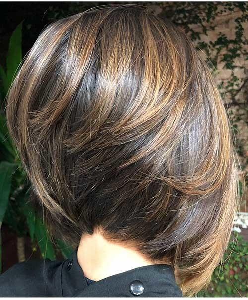 Short-Layered-Hair-4 Best Hairstyle Ideas for Short Hair