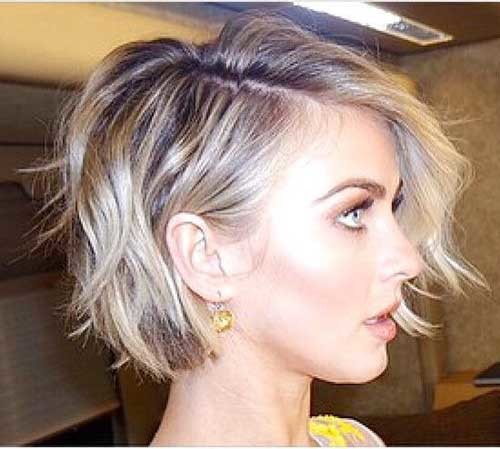 Short-Wavy-Bob-Haircut-for-Women Short Bob Hairstyles for Women