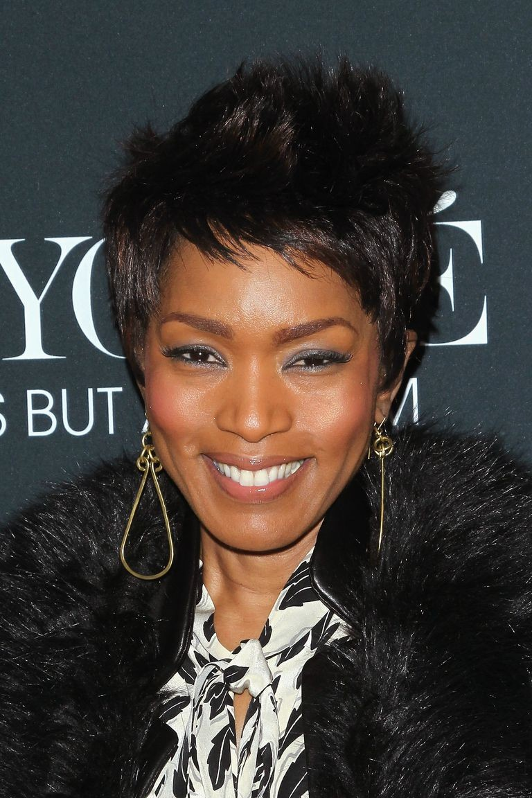 Spiky-Pixie Best Short Hairstyles for Black Women
