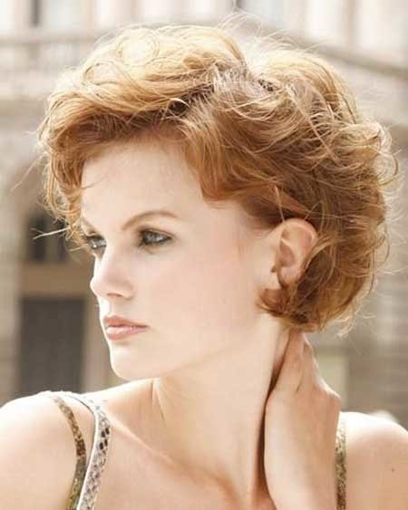 Super-short-curly-hair Short Trendy Curly Haircuts