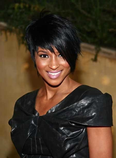 The-Charming-and-Attractive-Pixie-Cut The best short haircuts for black women