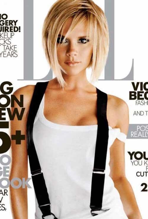 Victoria-Beckham-Short-Fine-Hair Victoria Beckham Short Blonde Hair