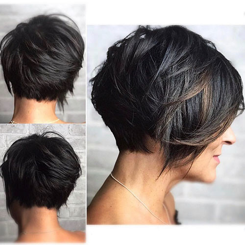 layered-pixie-4 Best Short Layered Pixie Cut Ideas 2019